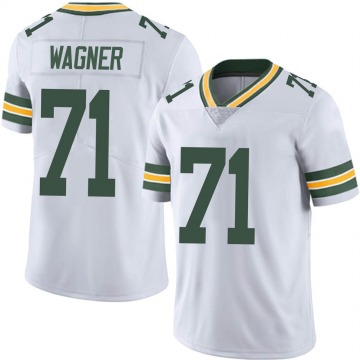 Youth Rick Wagner Green Bay Packers Limited White Vapor Untouchable Jersey